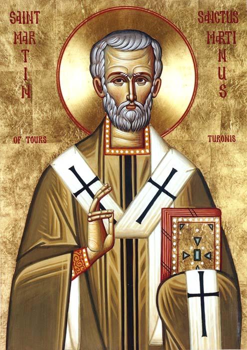Свети Мартин, епископ турски