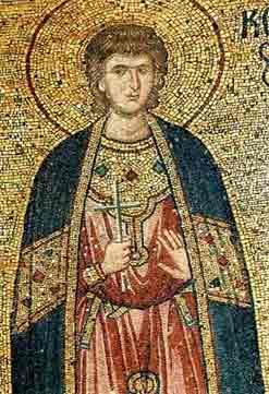 Свети мученици Тарах, Пров и Андроник