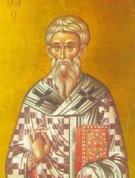 Свети мученик Флорентије Солунски