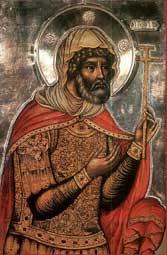 Свети мученик Лонгин Капетан