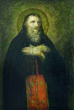 Свети преподобни Дамјан