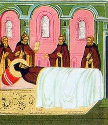 Свети преподобни Саватије Соловецки