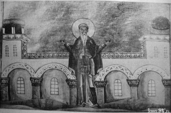 Свети преподобни Васијан
