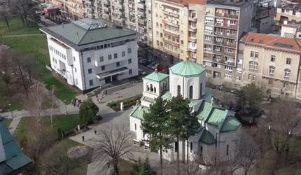 Свети Мардарије у Храму Светог Саве