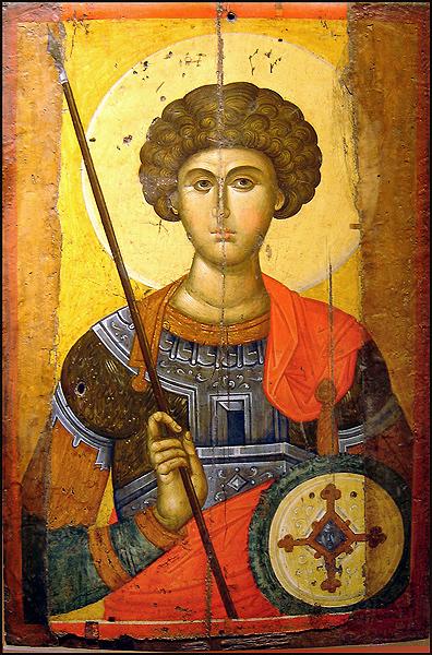 Пренос моштију светог великомученика Георгија - Ђурђиц