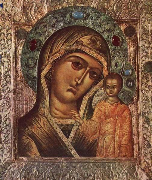 Спомен чудотворног избављења Москве од Литванаца помоћу Пресвете Богородице