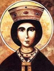 Света Јелена, краљица Српска