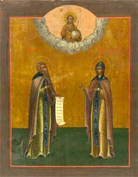 Света преподобна Матрона Цариградска