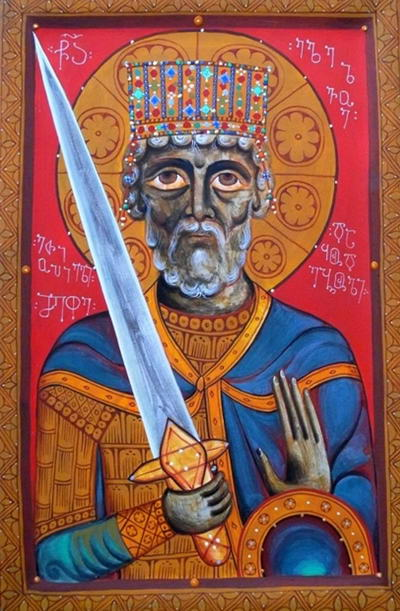 Свети Елезвој, цар етиопски