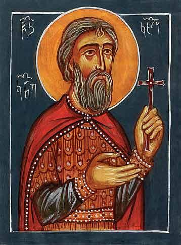 Свети мученик Kонстантин, кнез грузински