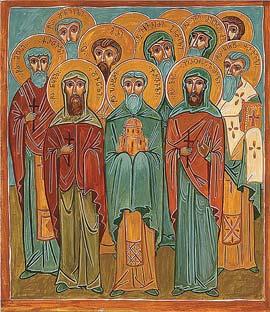 Свети новомученик монах Никола Двали јерусалемски