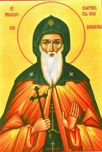 Свети преподобни Димитрије Бесарабовски