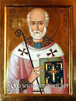 Свети преподобни Мартин таракински