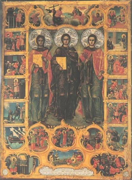 Свети преподобни новомученик Игњатије