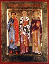 Свети свештеномученик Акепсим, епископ наесонски и други с њим