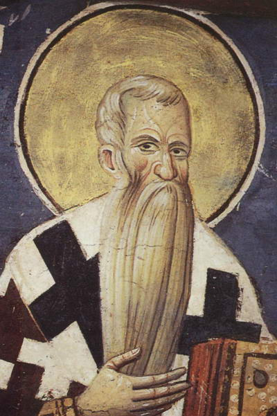 Свети свештеномученик Киријак, патријарх Јерусалимски
