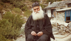 Архимандрит Никодим - Над одром старца Јефрема