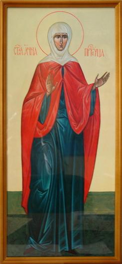 Света Ана, матер пророка Самуила
