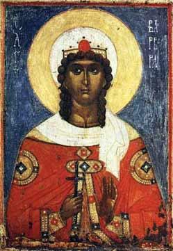 Света великомученица Варвара