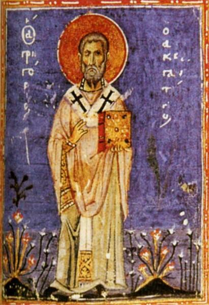 Свети Григорије, епископ акрагантски