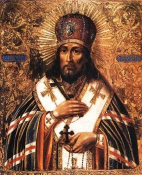 Свети Инокентије Иркутски, чудотворац