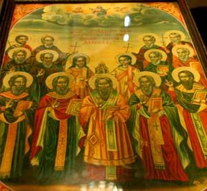 Свети мученици тивериопољски