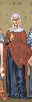 Свети мученици Транквилије, Клавдије, Касторије, Викторин, Симфоријан, Тивуртије, Кастул, Марко, Маркелин и Зоја