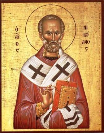 +++ Свети Николај Чудотворац, архиепископ мирликијски - Никољдан