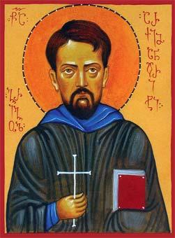 Свети новомученик архимандрит Григорије (Перадзе), грузијски