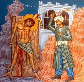 Свети новомученик Георгије хиоски