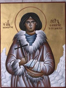 Свети новомученик Петар Алеут