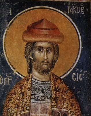 Свети преподобни Јаков Отшелник