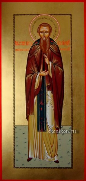 Свети преподобни Карион и Захарија