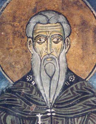 Свети преподобни Паладије