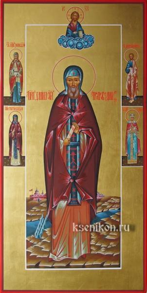 Свети преподобни Стефан исповедник
