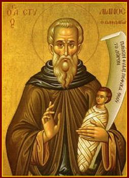 Свети преподобни Стилијан