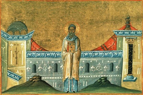 Свети Софроније, архиепископ кипарски