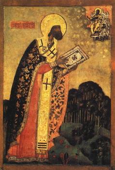 Свети Теодор, епископ теододипљског