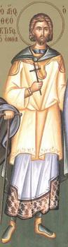 Свети Теокист исповедник