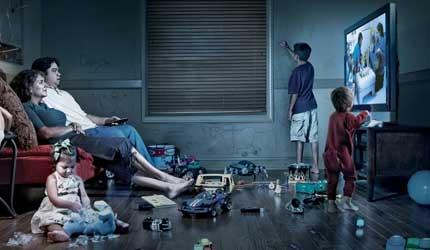 Телевизија и људски дух