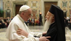 Украјински експеримент Ватикана и Фанара