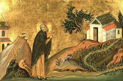 Препеподобни Исидор Пелусиот