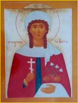 Света мученица Доротеја