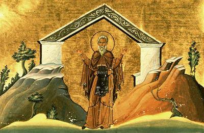 Свети преподобни Аксентије