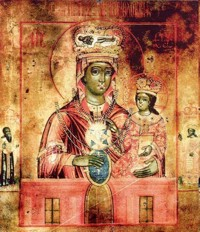 Чудотворна икона Мајке Божије зване 'Ченстоховске'