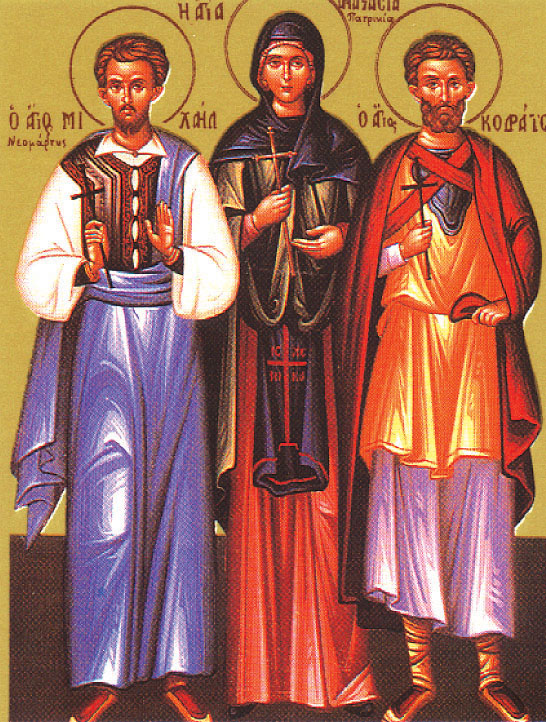 Свети новомученик Михаил Маврудис