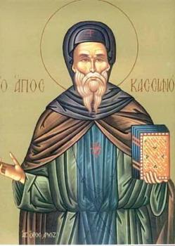 Свети преподобни Јован Касиан