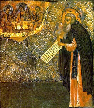 Свети преподобни Макарије Кољазински