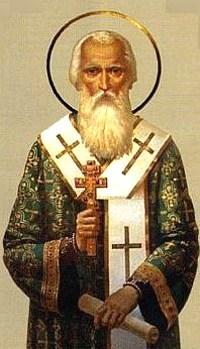 Свети Серапион, архиепископ Новгородски
