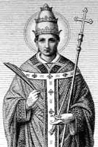 Свети свештеномученик Александар, папа римски